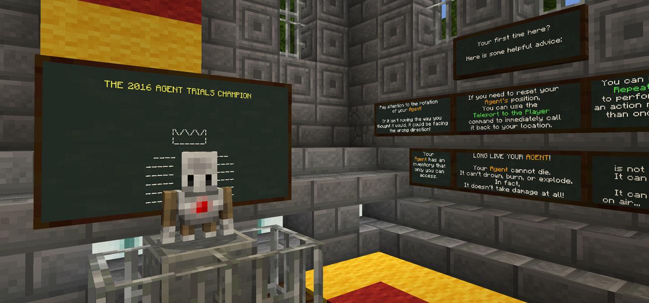 Code Connection en Minecraft:EE
