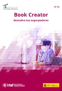 Portada observatorio tecnología Book Creator