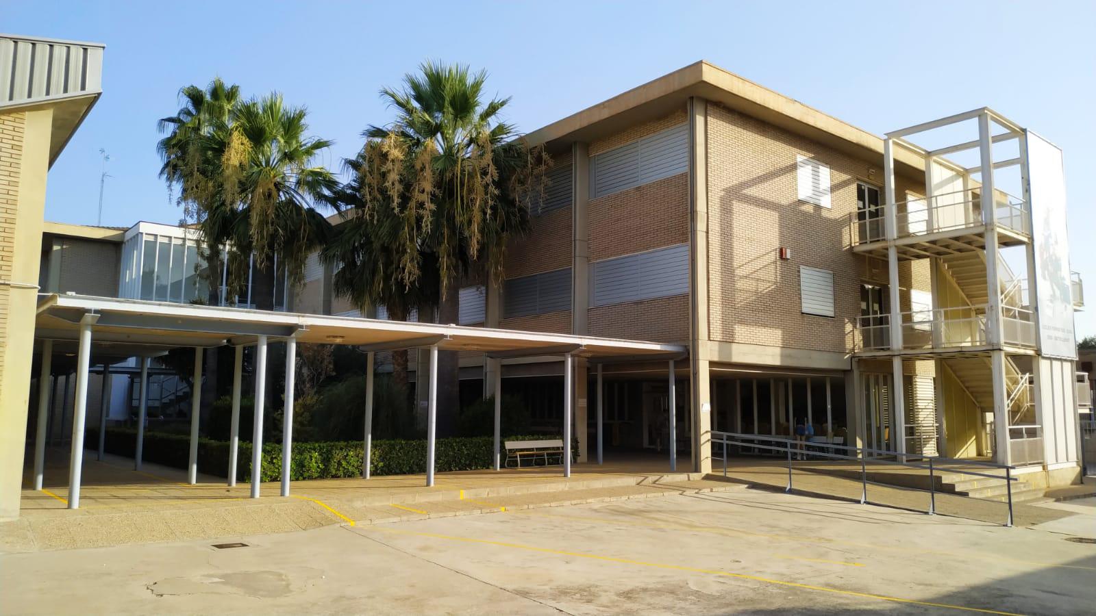 I.E.S. Federica Montseny de Burjassot (Valencia).