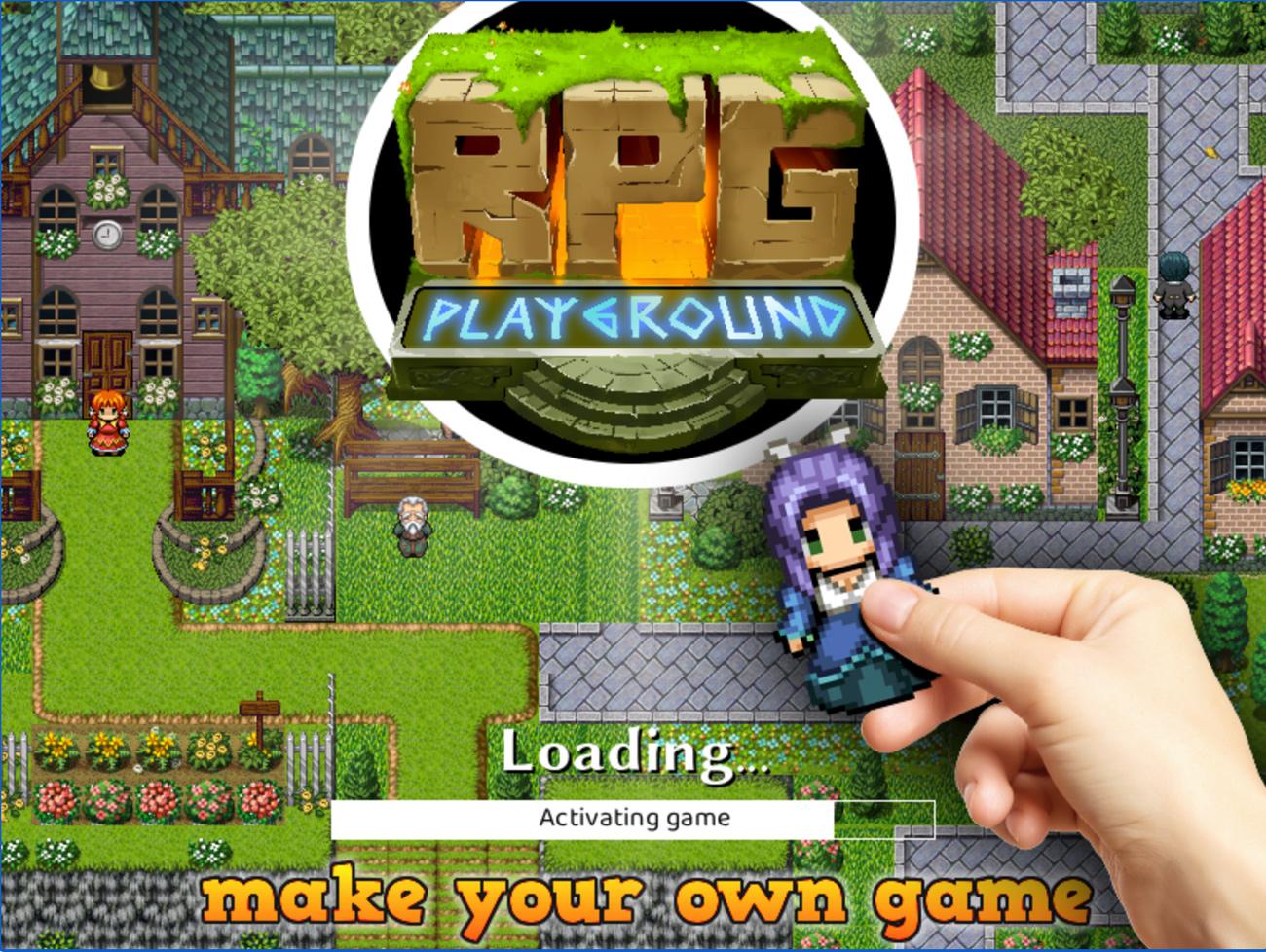 Comenzamos con RPG Playground