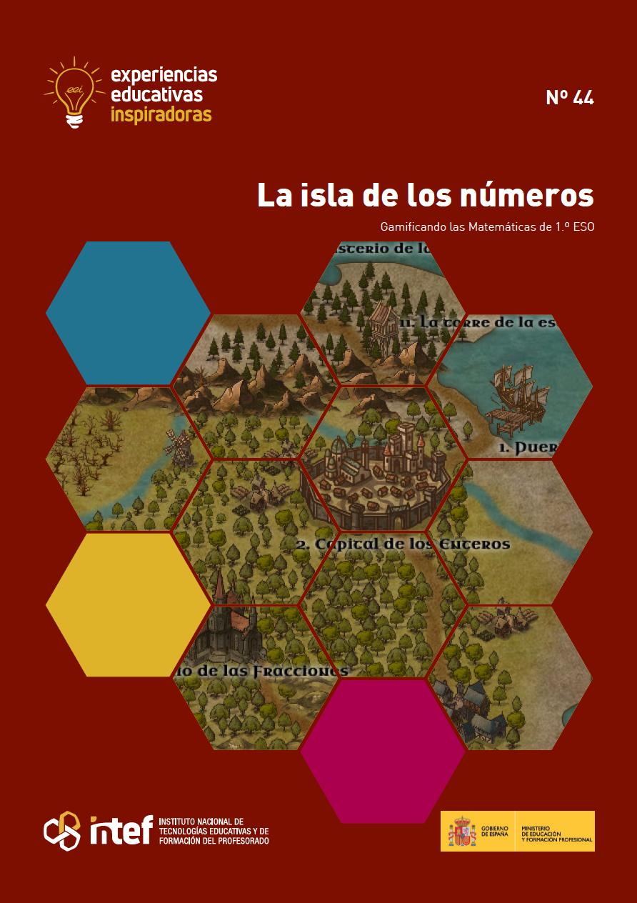 Portada experiencia Isla de los números