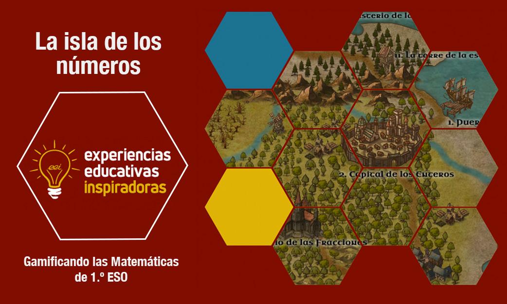 """Experiencia Educativa Inspiradora """"La isla de los números"""""""