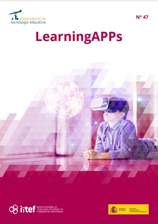 Portada del artículo sobre LearningApps