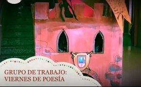 """Portada del vídeo """"Viernes de poesía""""."""