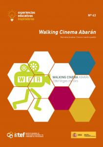 """Portada de la experiencia """"Walking Cinema Abarán"""""""