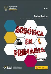 Portada de la EEI RobotRetos