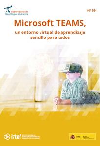 Portada del artículo del Observatorio de Tecnología Educativa sobre Microsoft TEAMS