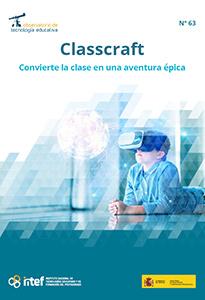 Portada del artículo del Observatorio de Tecnología Educativa dedicado a Classcraft
