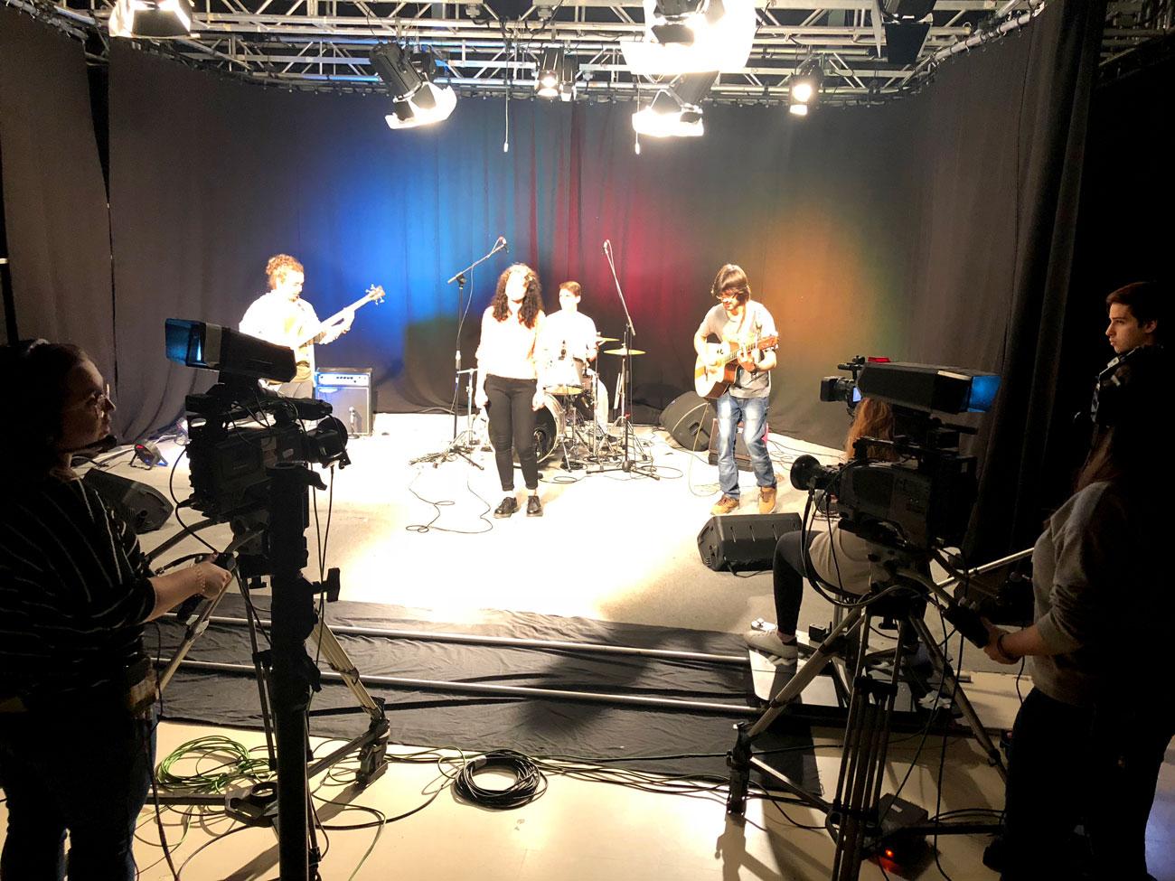 Grupos musicales de Castilla-La Mancha.