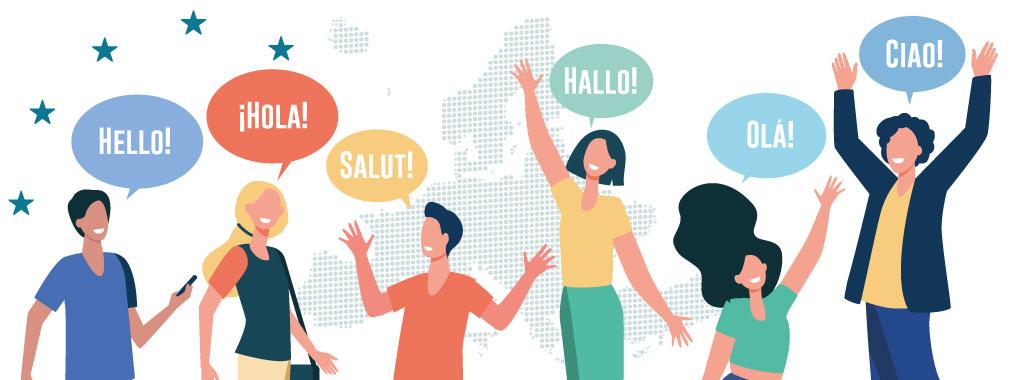 Día Europeo de las Lenguas (26 de septiembre): selección de recursos