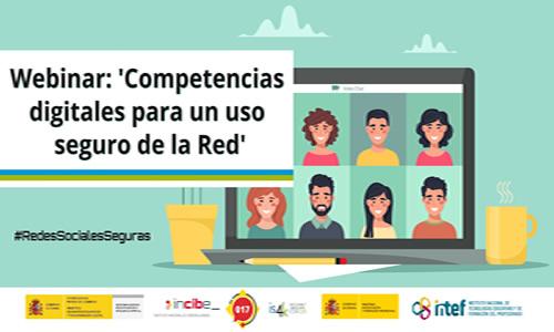 Competencias digitales para un uso seguro de la Red