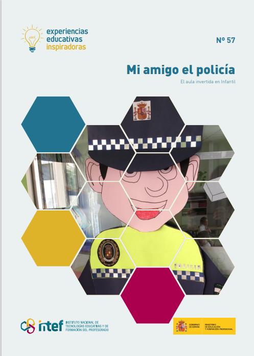 portada EEI 71 Mi amigo el policia